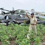 Indie: Zderzyły się dwa śmigłowce