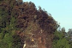 Indonezja: Samolot wbił się w zbocze z prędkością 500 km/h