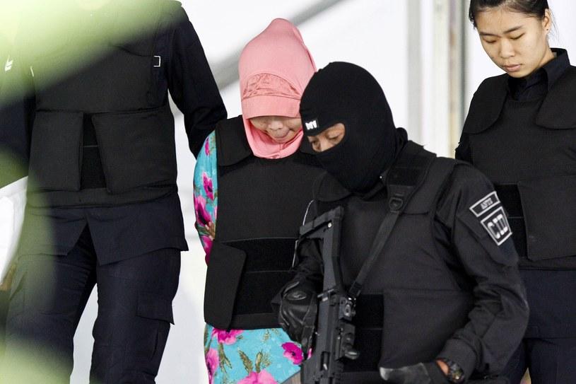 Indonezyjka podejrzana o zabójstwo Kim Dzong Nama /East News