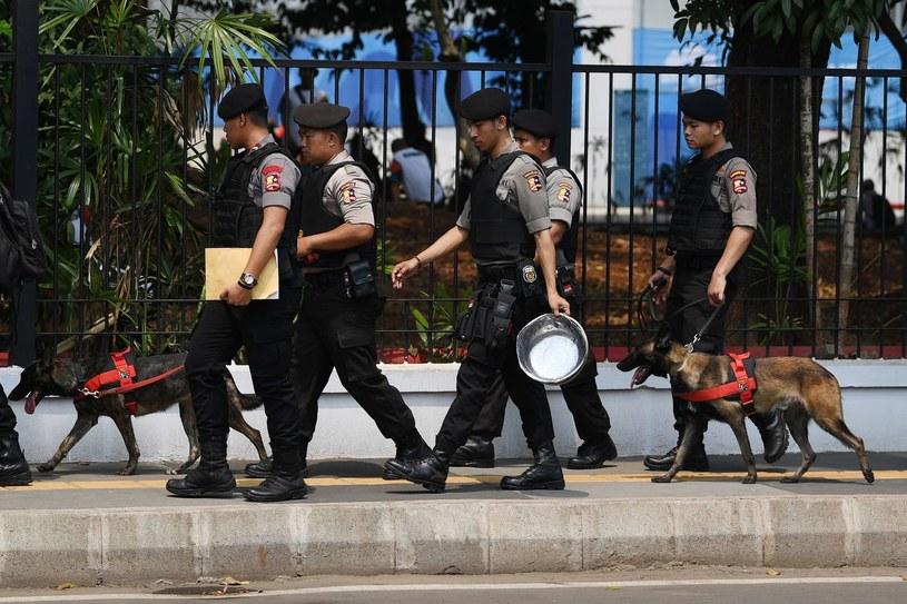 Indonezyjska policja /AFP
