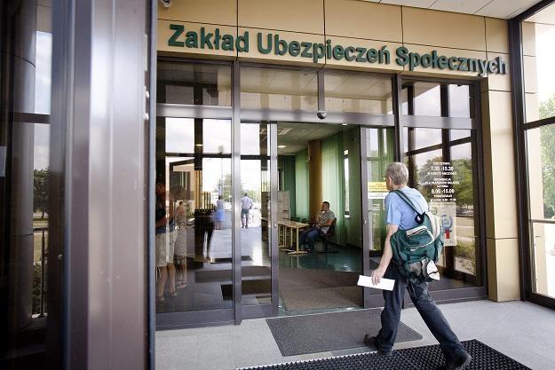 Indywidualny numer rachunku dla płatników składek usprawni działanie ZUS, fot. Agnieszka Sadowska /AGENCJA GAZETA