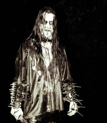 Infernus (Gorgoroth) /Oficjalna strona zespołu