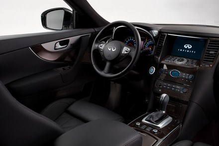 Infiniti FX limited edition /