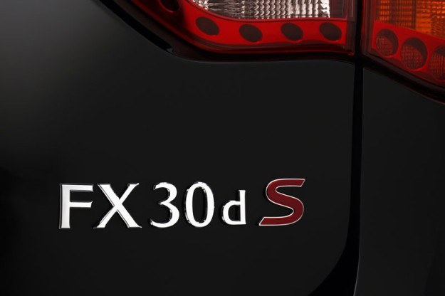 Infiniti FX30d S /