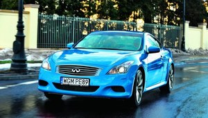 Infiniti G37 S Coupe - test