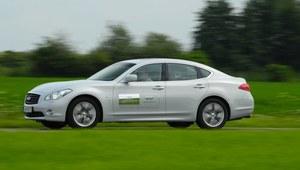 Infiniti M35h GT Premium - test