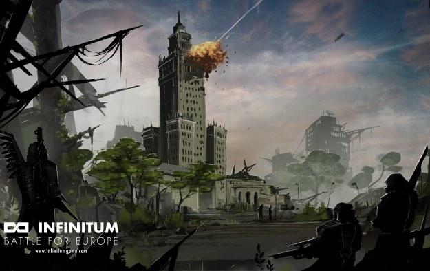 Infinitum: Battle for Europe /materiały prasowe