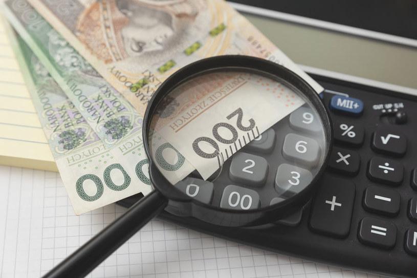 Inflacja drenuje portfele Polaków. Zdj. ilustracyjne /123RF/PICSEL