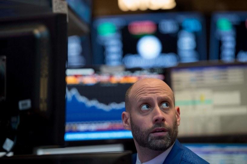 Inflacja postrachem giełd /AFP