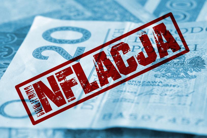 Inflacja zagościła na stałe. Czy RPP podniesie stopy procentowe? /123RF/PICSEL