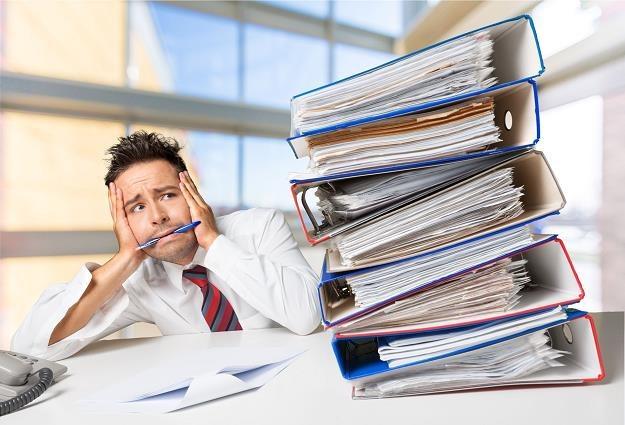 Informacje w SCAC - batem na podatników /©123RF/PICSEL