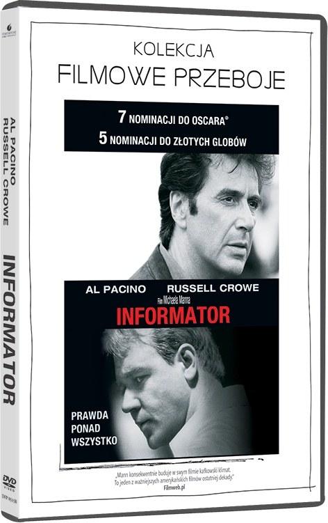 Informator z Alem Pachino /materiały prasowe