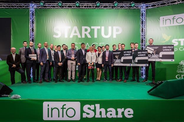 infoShare 2017 - pierwszy dzień: Startup Stage /Informacja prasowa