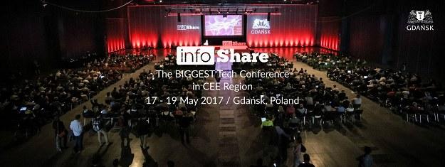 INFOSHARE 2017 - spotkanie wiedzy i biznesu /Informacja prasowa