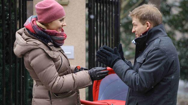 Inga (Małgorzata Socha) decyduje się na weekendowy wyjazd z Rafałem (Michał Rolnicki), ale myślami jest przy Piotrze (Mariusz Zaniewski)… /Polsat