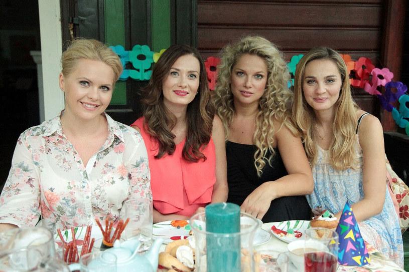 Inga, Zuza, Anka i Patrycja jesienią ponownie zagoszczą w domach widzów /Polsat