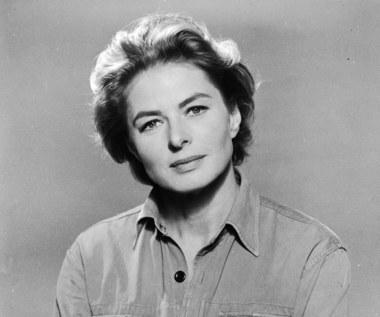 Ingrid Bergman: Dorównywała wzrostem mężczyznom