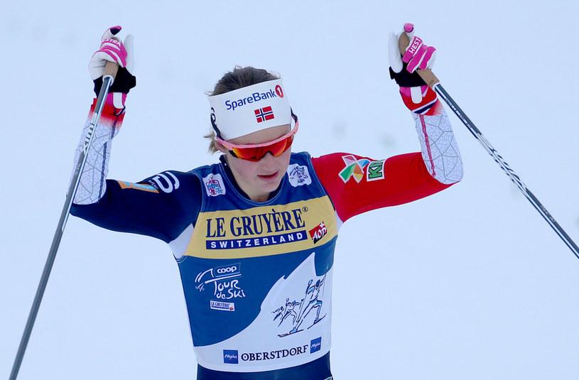 Ingvild Flugstad Ostberg /AFP