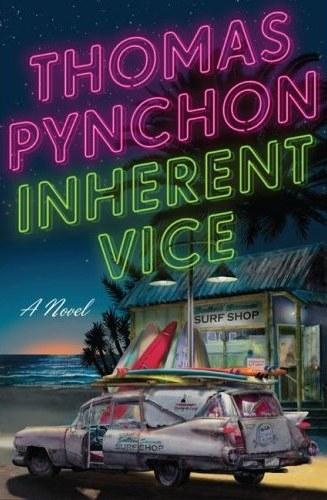 """""""Inherent Vice"""" Thomasa Pynchona /Okładka książki /Materiały prasowe"""
