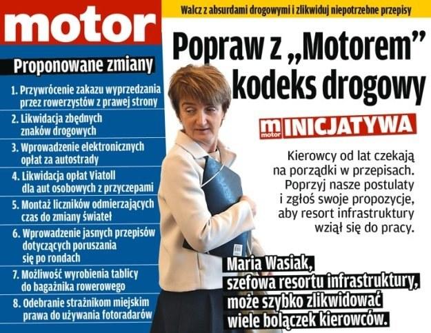inicjatywa /Motor