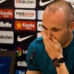 """Iniesta oficjalnie odchodzi z Barcelony. """"Spędziłem tutaj całe życie"""""""