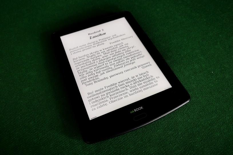 InkBook Prime HD /INTERIA.PL