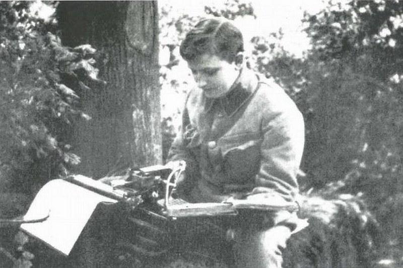 Inna żołnierka, Maria Sobolewska. W Legionach służyła pod imieniem Mariana. /Ciekawostki Historyczne