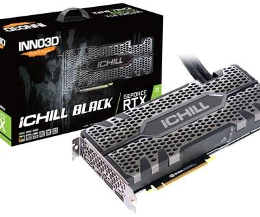 Inno3D GeForce RTX 2070 Super iChill Black - wysoka moc w ekskluzywnym wydaniu