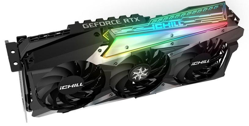 Inno3D GeForce RTX 3080 iChill X3 /materiały prasowe