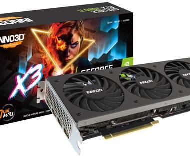 Inno3D GeForce RTX 3080 Ti X3 OC - mocarz w kompaktowym wydaniu