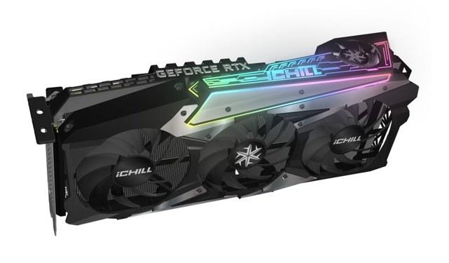 Inno3D GeForce RTX 3090 iChill X4 /materiały prasowe