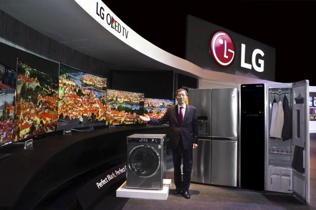 InnoFest 2015 - co nowego u LG? /INTERIA.PL/informacje prasowe