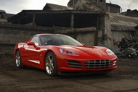 Innotech corvette /