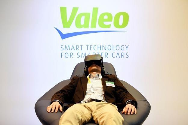 Innowacje Valeo na targach Vivatech w Paryżu w 2018  r. /AFP