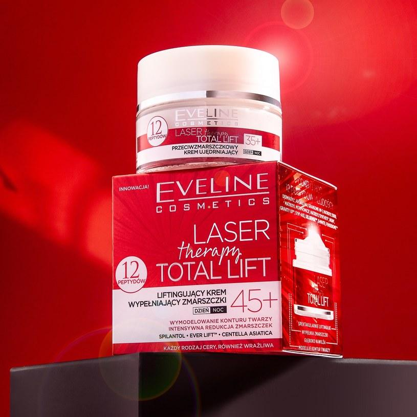 Innowacyjne kremy przeciwzmarszczkowe Eveline Cosmetics /INTERIA.PL/materiały prasowe