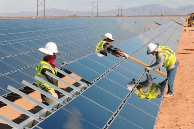 Innowacyjne ogniwa słoneczne pozwolą na produkcję tańszej energii /materiały prasowe
