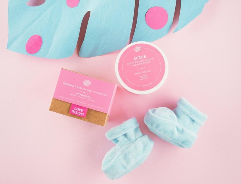 Innowacyjny peeling dla kobiet w ciąży i karmiących BodyBoom /INTERIA.PL/materiały prasowe