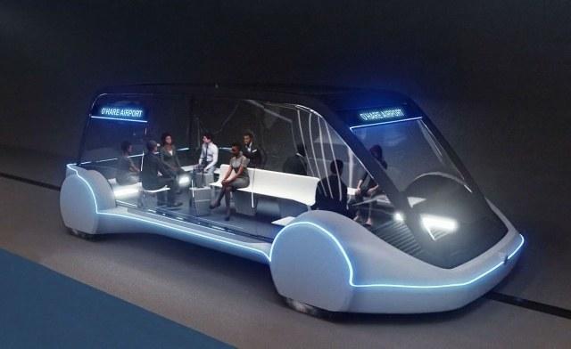 Innowacyjny środek transportu - z nich ma korzystać tunel Muska /materiały prasowe