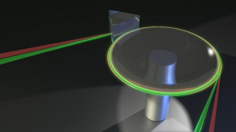 Innowacyjny termometr mierzy różnice temperatur w warunkach kriogenicznych /materiały prasowe
