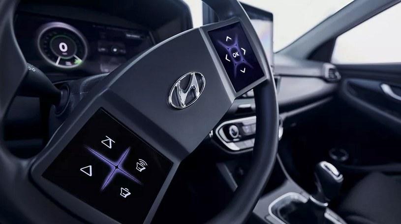 Inny ciekawy koncept Hyundaia /Hyundai /materiały prasowe
