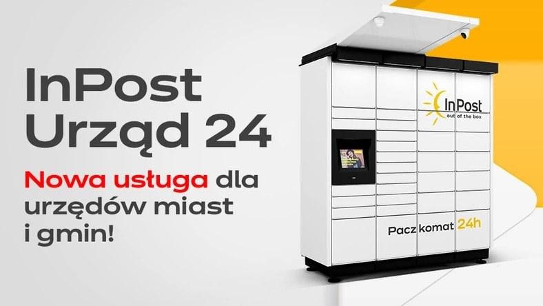 InPost uruchamia nową usługę /materiały prasowe