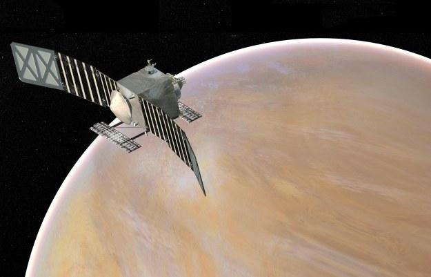 InSAR - wizualizacja /NASA