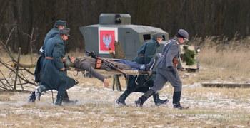 Inscenizacja Obrony Lwowa przed Ukraińcami