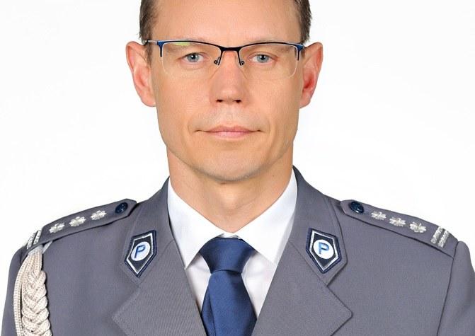 Insp. Rafał Kubicki /policja.waw.pl /