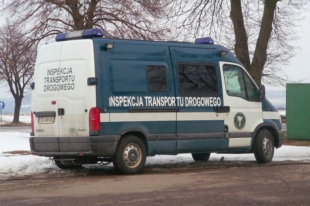 Inspekcja kontrolowała busy /INTERIA.PL