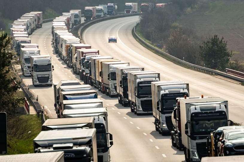 Inspekcja Transportu Drogowego (ITD)  idzie na wojnę /AFP