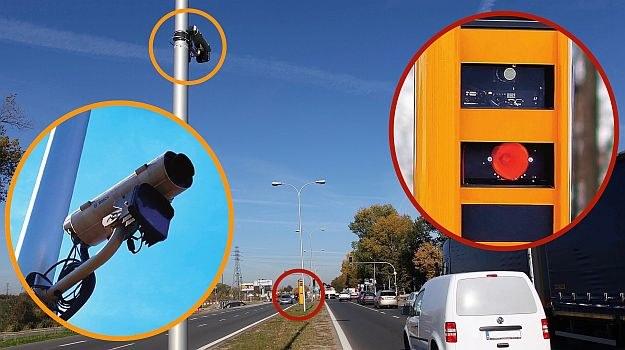 Inspekcja Transportu Drogowego testuje nowy sprzęt przeciw piratom drogowym. /Motor