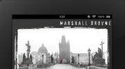Inspektor Anders i praskie dossier, Marshall Browne