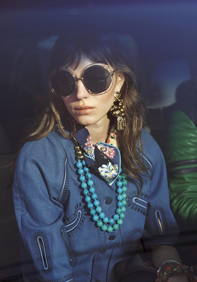 Inspiracje modą lat 70. /Magda Wunsche&Samsel