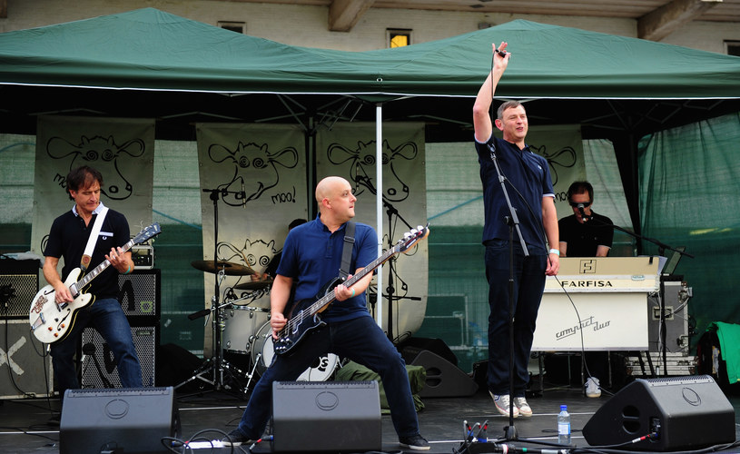 Inspiral Carpets /Stu Forster /Getty Images